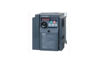 三菱变频器:紧凑型多功能变频器FR-D700系列