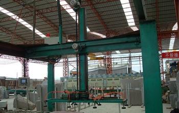 北海石材厂机械手